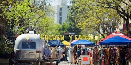 Golden Years Vintage Market tickets