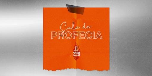 Sala de Profecia | JL228- NOVEMBRO