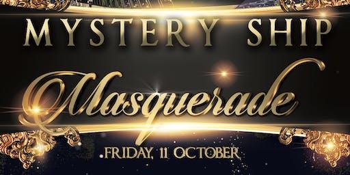 Heartbeat Silent Disco - Mystery Ship - 10/11