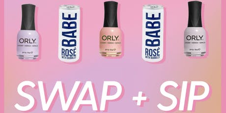 NAILPRO Swap & Sip at ORLY Color Labs tickets