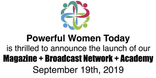 Powerful Women Today Launch Celebration