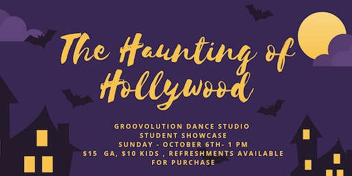 The Haunting of Hollywood: Student Showcase