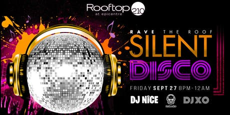 Silent Disco September with DJ XO | DJ NICE | DJ 2CHECKS tickets