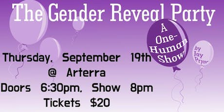 The Gender Reveal Party tickets