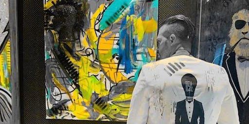 ART EXHIBIT  BY MR.IDIAZ