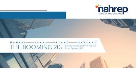 NAHREP Texas Plano Garland: The Booming 20's tickets