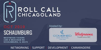 Roll Call! A Veteran Networking Event in Schaumburg
