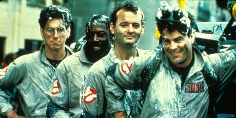 Ghostbusters 1 & 2 Double Feature tickets