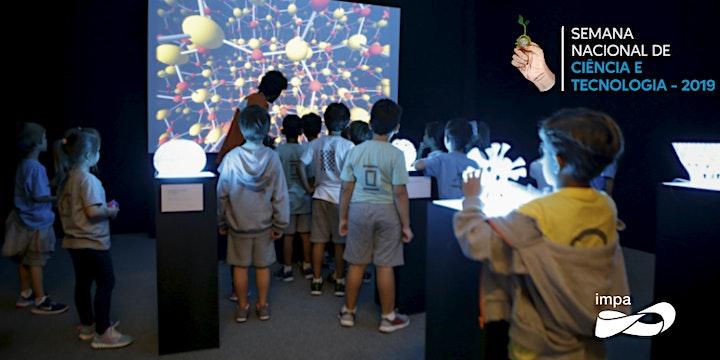 Imagem do evento Semana Nacional de Ciência e Tecnologia no IMPA