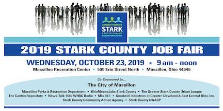 Strengthening Stark 2019 Stark County Job Fair Employer Registration tickets