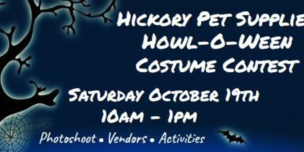 Howl-O-Ween Event Tickets, Sat, Oct 19, 2019 at 10:00 AM