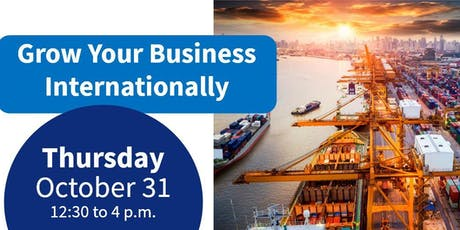 Seattle - Grow Your Business Internationally tickets