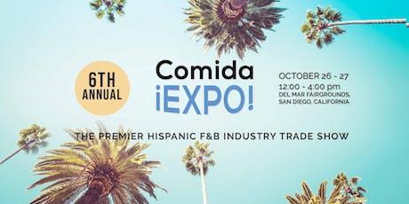 Comida EXPO, 6th Annual tickets