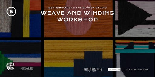 Weave and Winding workshop
