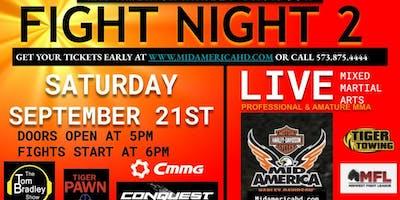 Fight Night 2019-live - MMA