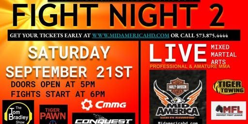 Fight Night 2019-live - MMA