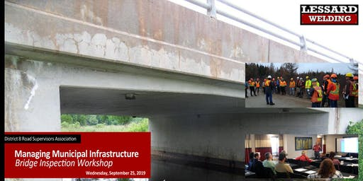 Managing Municipal Infrastructure - Visual Bridge Inspection Workshop