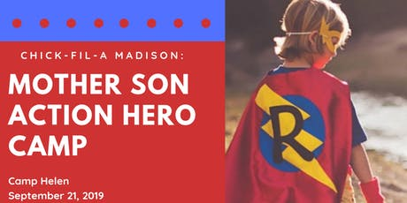 Mother Son Action Hero Camp tickets