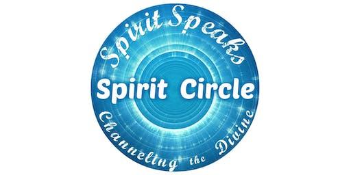 Spirit Speaks - Channeling the Divine :: ONLINE SPIRIT CIRCLE