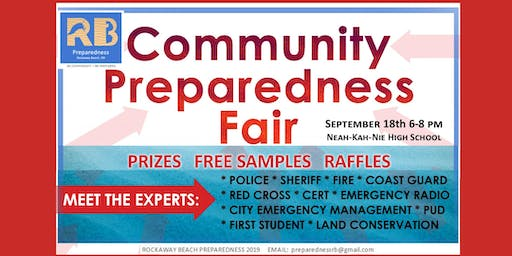 Community Preparedness Fair - Fun, Free, and Informative for the Whole Family!