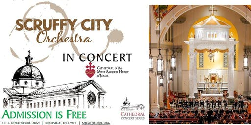 Cathedral Concert: Scruffy City Orchestra