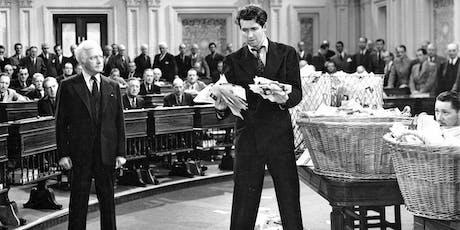 Mr. Smith Goes to Washington (80th Anniversary Screening) tickets