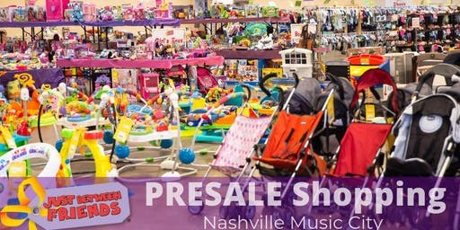 PRESALE SHOPPING| Fall 2019 - Nashville Music City JBF