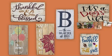 Sign Painting at Springfield 10/6 Noon-2pm tickets