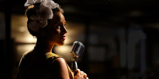 The Billie Holiday Project featuring Stella Heath