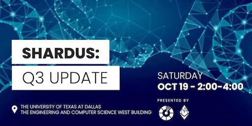 Blockchain DLT - Shardus 2019 Q3 Meetup