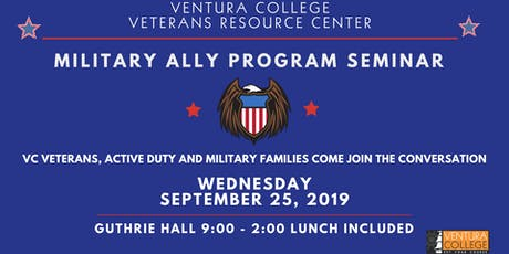Ventura College Military Ally Seminar tickets