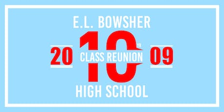 BHS c/o 2009 10-Year Reunion tickets