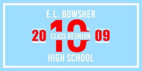 BHS c/o 2009 10-Year Reunion tickets