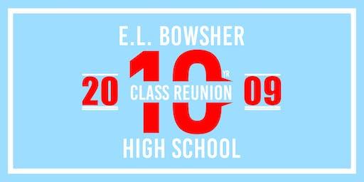 BHS c/o 2009 10-Year Reunion