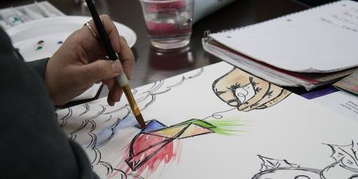 High School Art Contest Teacher Workshop