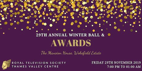 RTS TVC Winter Ball & Awards 2019 tickets