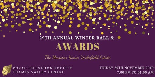 RTS TVC Winter Ball & Awards 2019