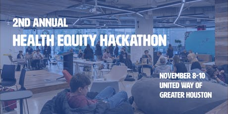 National Health Equity Hackathon 2019 tickets