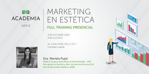 Curso Marketing en Estética