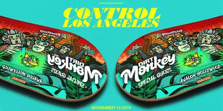 Control Presents: Dirt Monkey tickets