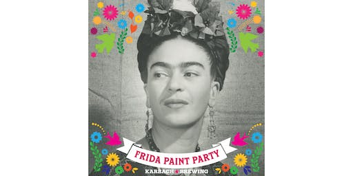Frida Paint Party