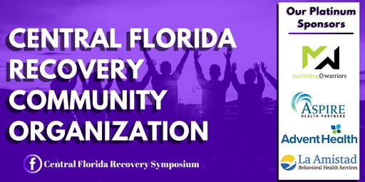Recovery Symposium - Central Florida
