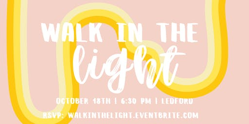 Walk in the Light Women's Dinner