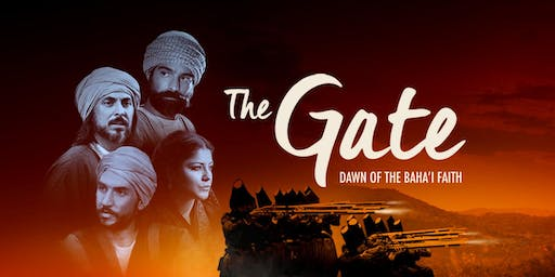 """The Gate: Dawn of the Bahá'í Faith"" in Castlegar, BC"