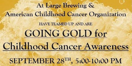 Going Gold for Childhood Cancer Awareness tickets