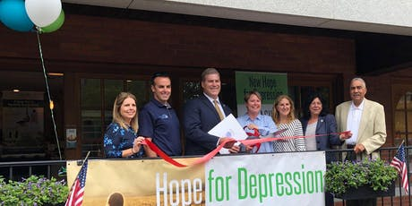 Depression Treatment Open House (dTMS Therapy) - Newburyport tickets