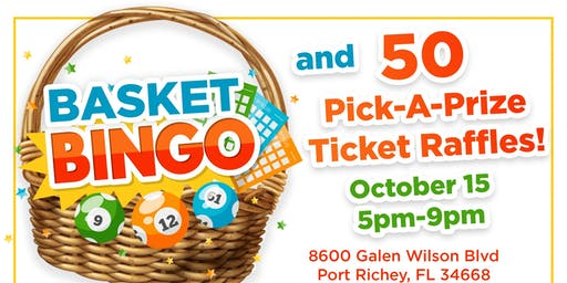 Basket Bingo For A  Cause