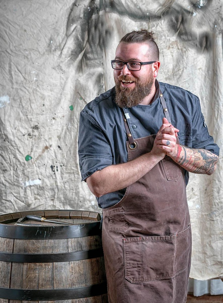 Exclusive Wine Maker Dinner with Howard Soon & Chef Murray McDonald image
