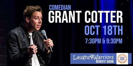 Grant Cotter tickets