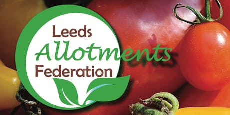 Leeds Allotment Federation Learning Day tickets